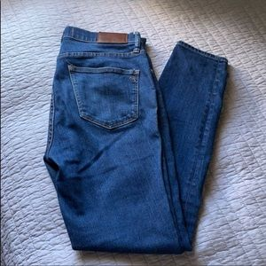 Madewell Highriser Skinny Jean -Size 28